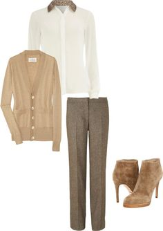 """Fall Outlook"" by b-ayesha on Polyvore"