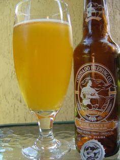 Cerveja Coronado Orange Avenue Wit, estilo Witbier, produzida por Coronado Brewing, Estados Unidos. 5.2% ABV de álcool.