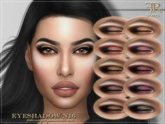 Standalone Found in TSR Category 'Sims 4 Female Eyeshadow' Eyeliner, Eyeshadow, Sims 4 Gameplay, Sims 4 Cc Makeup, The Sims 4 Download, Black Girl Art, Sims Community, Sims Resource, The Sims4