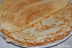 Clatite de catifea is on sale now for - 25 % ! Griddle Cakes, Crepe Cake, Mille Crepe, Pancakes And Waffles, Arabic Food, Crepes, Deserts, Brunch, Sweets