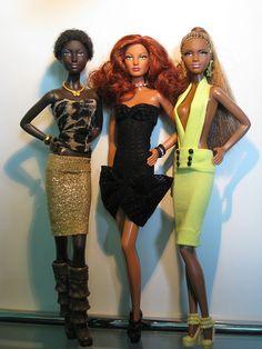 Fashion Dolls - Rare Barbie Dolls ◉◡◉