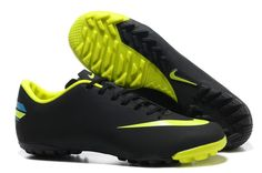 quality design a3b0a c7bd2 Billiga Nike Mercurial Glide III Turf Fotbollsskor - Seaweed Volt Red  SEK700.40 http