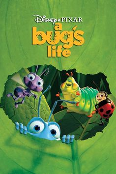 Must see movie: a bug's life