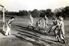 1950S Women Roles | 1950s Womens Field Hockey