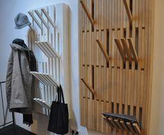 Piano Clothing Rack / Patrick Seha for Feld   Designalmic   Scoop.it