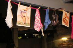 Pin Up Party, Hens Night, Maid Of Honor, Pin Up Girls, Wardrobe Rack, Bridal Shower, Party Ideas, Bridesmaid, Wedding Ideas