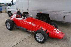 PM Poggi Formula Junior racing car