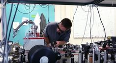 Scientists have achieved the lowest temperature ever to be recorded   (Image credit: University of New Mexico)  Scientists from the University of New Mexico have been conducting research with extremely low temperatures. Using a different lasers these scientists were able to cool down a crystal to 91o Kelvin. Thats about -296oF (or -182oC if youre that one guy who is too cool for Fahrenheit).  Aram Gragossian is a research assistant who worked on the project to cool down the crystal. Here is…
