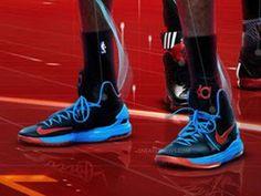 Nike Zoom KD V Thunder Away Release Date