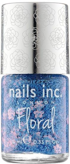 #Nails Inc Floral Range Queensgate Gardens