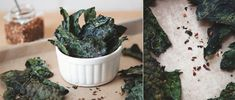 Superfood Recipes: Spicy Kale Chips | Free People Blog