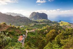 A Culinary Guide to #Madeira, Portugal's Hidden Paradise - via Departures Magazine 04-06-2018 | Chef Luis Pestana, of the Michelin-starred restaurant William at Belmond Reid's Palace, shares the archipelago's most unique local delicacies—and where to find them.