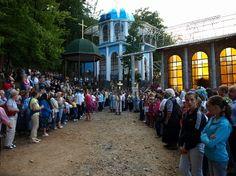Паломники з усієї України їдуть на Закарпаття, щоб побачити диво (ВІДЕО)