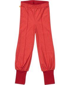 Albababy wonderful soft red tight pants. albababy.en.emilea.be