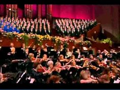 Cindy Clapping song - Mormon Tabernacle choir 75th anniversary performance