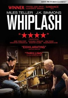 COMING SOON - Availability: http://130.157.138.11/record= Whiplash, Movie on DVD, Drama