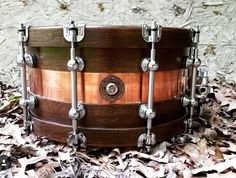 """Beautiful @anchordrums snare submission from @mrjustindavis """"Finally. It is finished. Thanks @anchordrums looks incredible. @worshipdrummer.ca"""" #DrumSmart #AnchorDrums #anchorcustomdrums #customdrums #drum #snare #snaredrum #drumset #drummer #drumpic #drumfam #drumbuilder #drummaker #drumporn #drumlove #drumlife by drumsmartco"""
