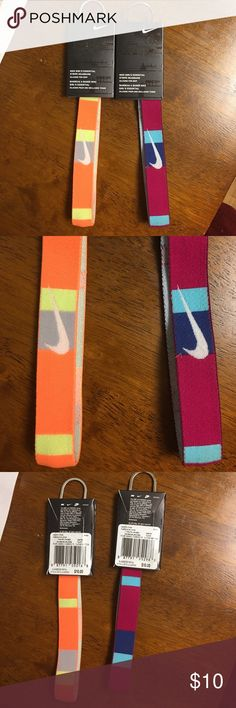 Nike headbands NWT Nike headbands Nike Accessories Hair Accessories