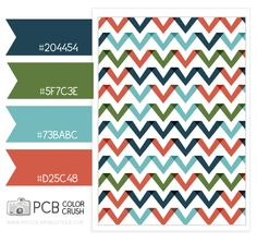 Color & Pattern Crush – 5.28.2013