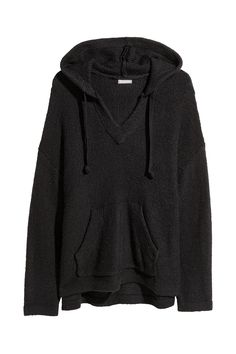 We rounded up the comfy, stylish, quality hoodies you'll want to wear on (and off! Stylish Hoodies, Black Knit, Marie Claire, What To Wear, Cozy, Sweaters, Jackets, Grocery Store, Classic
