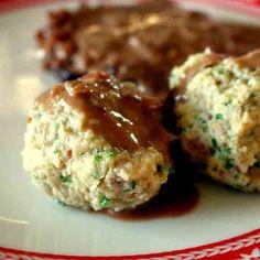 Parsley Knoedel - Dumplings