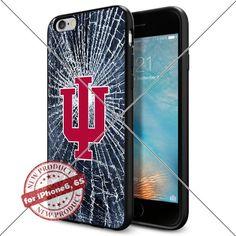WADE CASE Indiana Hoosiers Logo NCAA Cool Apple iPhone6 6S Case #1196 Black Smartphone Case Cover Collector TPU Rubber [Break] WADE CASE http://www.amazon.com/dp/B017J7HVCQ/ref=cm_sw_r_pi_dp_fwlvwb0F88MHX