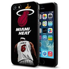 Basketball NBA LEBRON JAMES MIAMI HEAT Logo, Cool iPhone 5 5s Smartphone Case Cover Phoneaholic http://www.amazon.com/dp/B00TWJAII4/ref=cm_sw_r_pi_dp_LDInvb0CVRH98