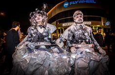 The Best Costumes We Spotted at West Hollywood Halloween Carnaval Crazy Costumes, Ghost Costumes, Funny Costumes, Cool Costumes, Best Costume, Costume Ideas, Halloween 2018, Halloween Makeup, Halloween Stuff