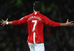 Cristiano Ronaldo #CR7 Manchester United