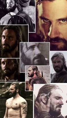 Rollo! great collage!