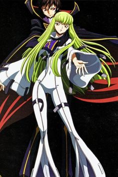 Code Geass Lelouch of the Rebellion C.C. Cosplay Costume