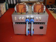 6C33C-B SE Verstaerker von Juergen Buschmann Valve Amplifier, Vacuum Tube, Audio, Gardening, Construction, Vintage, Engineering, Cool Cars, Speakers