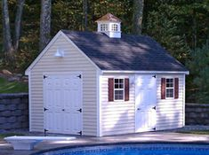 Reeds Shed - historic colonial