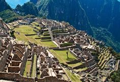Machu Picchu, Peru | Best places in the World