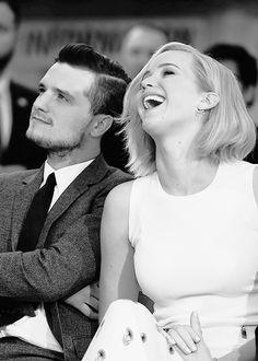Josh Hutcherson and Jennifer