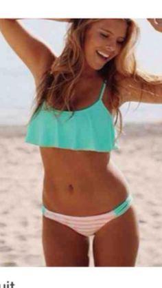Push-Up Bikinis for Juniors | Bikini Lab I Got Bows Push Up Bralette | Juniors