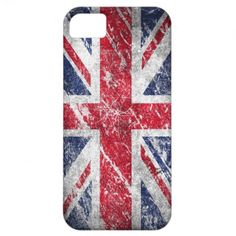 UK flag iPhone 5 Case