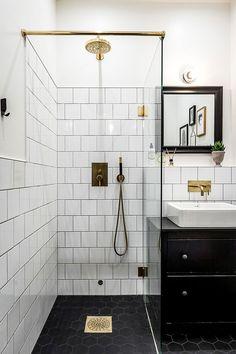 Просторная трехкомнатная квартира в скандинавском стиле (93 кв. м) | Пуфик - блог о дизайне интерьера