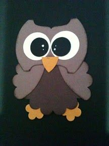 My Punch Art Owl