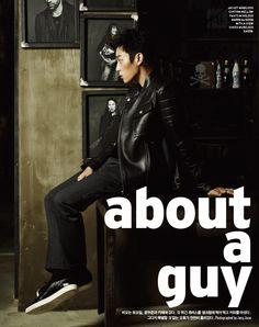 BEAST Doo Joon - Geek Magazine Geek Magazine, Jang Hyun Seung, Yoon Doo Joon, Yong Jun Hyung, Yoseob, Cube Entertainment, Asian Men, Boy Bands, Boy Groups