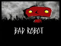 Bad Robot! I'll be interviewing for an internship with them next Thursday in LA. SO NERVOUS/EXCITED.
