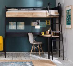 living room ideas – New Ideas Interior Design Living Room, Boy Bedroom Design, Bedroom Design, Loft Bed, Bed, Furniture, Small Room Design, Bedroom Desk, High Beds