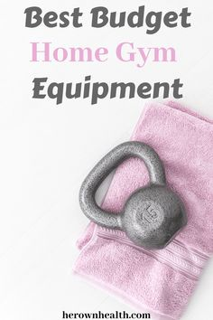 Why waste your money on a gym membership? Save your money with these 15 Best Budget Home Gym Equipment for the Perfect Workout. Fitness Gadgets, Perfect Workout, Home Gym Equipment, Gym Membership, Save Your Money, Best Budget, At Home Gym, Women's Health, Fitness Goals