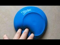 ASMR - Satisfying Slime Glossy Slime Poking ! - YouTube