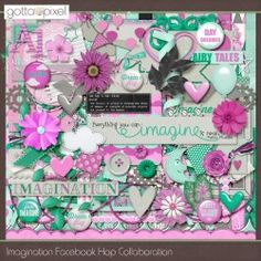 DIGITAL SCRAPBOOKING DESIGNS