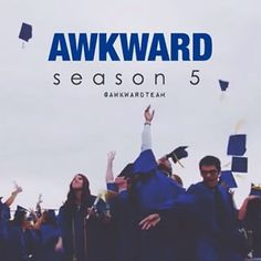 I can't wait for it next month! #awkwardtv !