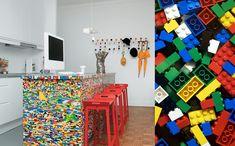 Creatief met lego