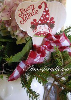 atmosfera di casa: Il Natale quando arriva arriva!!