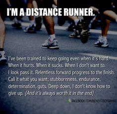 Marathon motivation | (G)O'Donnell