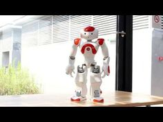 ▶ Evolution Of Dance by NAO Robot - YouTube